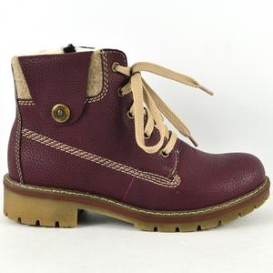 Ботинки зимние женские (100% Кожа), Rieker
