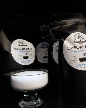 Английская соль Salt of the Earth 1 кг