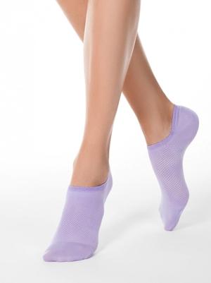 Носки жен. CONTE FANTASY 18С-128СП, р.23-25, 140 violet