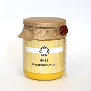 Топленое масло (Ghee - Ги, Гхи) 400 гр