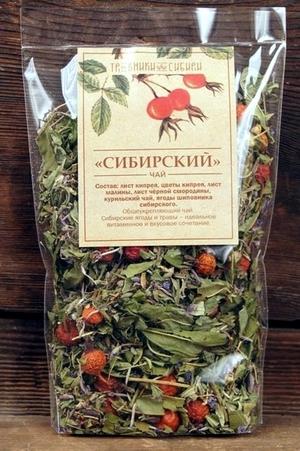 Сибирский чай  50-гр