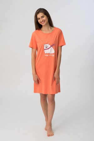 81327 Платье жен. WP 607, Состав: 100%хлопок