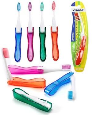 Складная зубная щетка SK24889