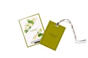 Ароматическая карточка Жасмин и дерево уд