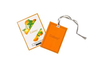 Ароматическая карточка Средиземноморский апельсин
