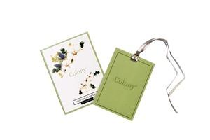 Ароматическая карточка Цветок хлопка