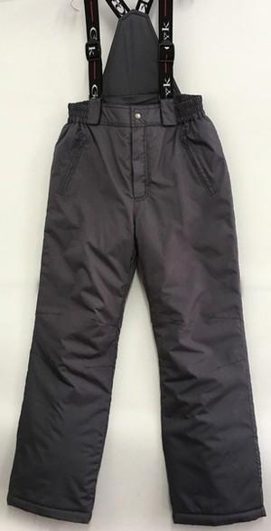 Детский зимний полукомбинезон-брюки ПКЗ-4м р-р 128-158