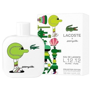 LACOSTE L.12.12 Colab Edition Blanc men vial  1.2ml edt NEW
