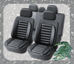 FAS11/GR Чехлы Akuba Крокодил Серые