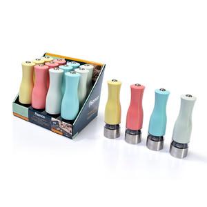 8211 Мельница для соли и перца 20см Электрическая с подсветкой