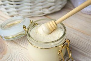 Хлопоковый мёд  - Средняя Азия 1 л. Свежий 2021 г.