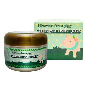 Маска для лица желейная с коллагеном Elizavecca Green Piggy Collagen Jella Pack (арт. 187688)