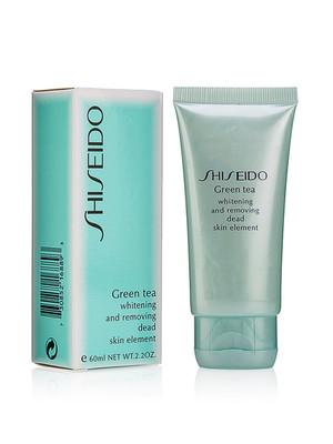 Пилинг для лица Shiseido Green Tea 60мл (арт. 189858)
