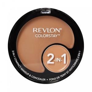 Revlon tester Colorstay 2в1 Compact Makeup & Concealer Тональная основа + консилер 2в1 №150
