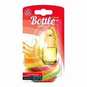 Ароматизатор подвесной бутылочка с деревянной крышкой VEXAYaroma BOTTLE VEXAY Тутти фрутти