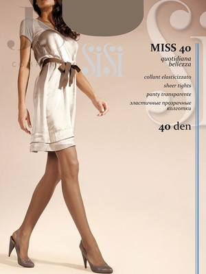 Колготки MISS 40  SiSi - классика
