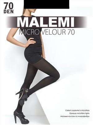 Колготки женские Micro Velour 70 (80/8) Malemi Collant Classic