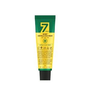 KR/ MAY ISLAND 7Days Secret Centella Cica Cream Крем для лица с Центеллой /AHA /BHA /PHA, 50мл