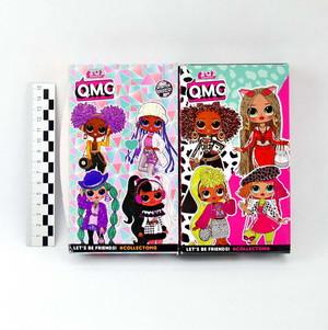 Кукла LOL Surprise O.M.G в коробке 17.5-10см в ассортименте (secret)(№911643) (арт. 0-0429888)