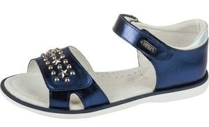 Модель: 215607 Туфли открытые - босоножки для девочки MURSU