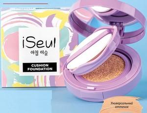 iSeul Увлажняющий тональный кушон для лица