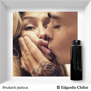 Свежий цветочный аромат Rhubarb Jealous Edgardio Chilini 10мл