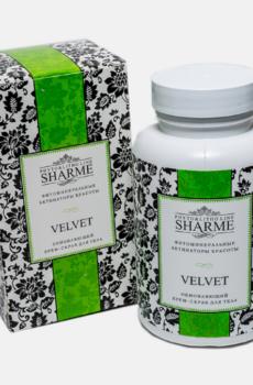 Обновляющий крем скраб для тела VELVET  250мл