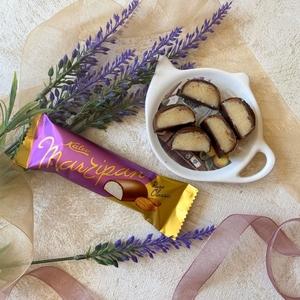 Kalev Finest Marzipan марципановый батончик с шоколадной глазурью (16)