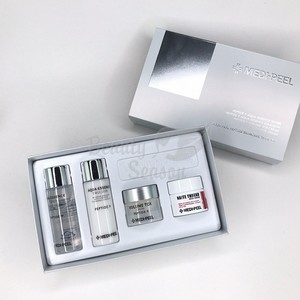 MEDI-PEEL Увлажняющий мини набор с пептидами для эластичности кожи - Peptide Skincare Trial Kit