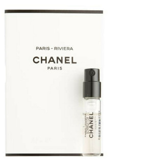CHANEL PARIS RIVIERA LES EAUX DE CHANEL unisex 1.5ml edt mini