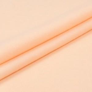 Ткань на отрез фланель 75 см цвет персик