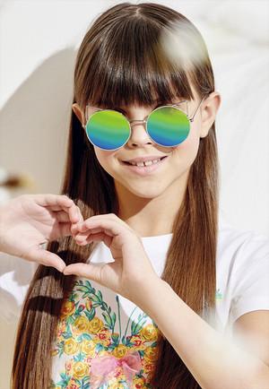 Детские солнцезащитные очки «Бабочка» - Копия