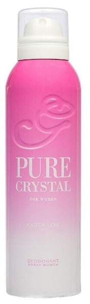 GEPARLYS PURE CRYSTAL lady 200ml deo