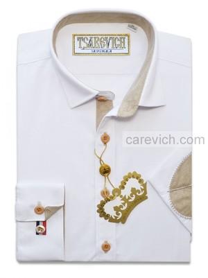 Сорочка детская Tsarevich PT2000_LOK