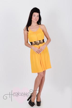 Сарафан С 29 (желтый)