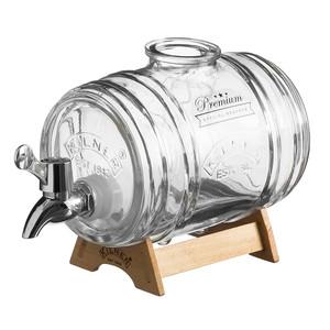 Диспенсер для напитков Barrel на подставке 1 л в подарочной упаковке K_0025.793V