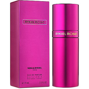 SONIA RYKIEL ROSE lady 75ml edp refill