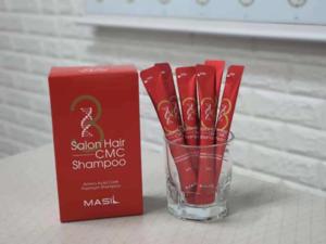 MAS Набор шампуней MASIL 3SALON HAIR CMC SHAMPOO STICK POUCH (20шт*8мл)