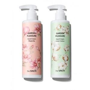 СМ GARDEN P Крем для рук Garden Pleasure hand Cream -Linen Cotton- 300мл