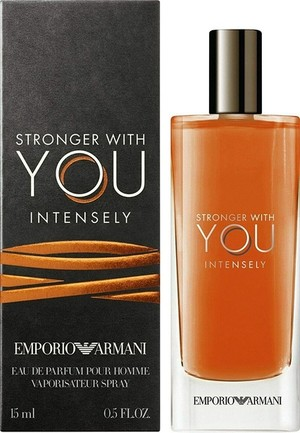 EMPORIO ARMANI Stronger With You Intensely men  15ml edp