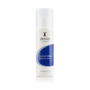 Image Skincare Clear Cell Salicylic Gel Cleanser - 6oz (177 мл.)