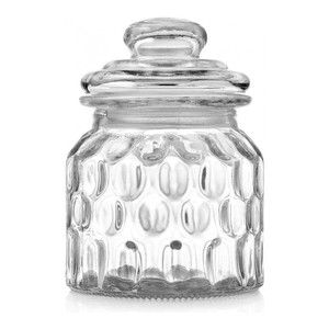 Банка для хранения Walmer Balloon, 0.6 л, цвет прозрачный W05391506 РОЗНИЦА 299