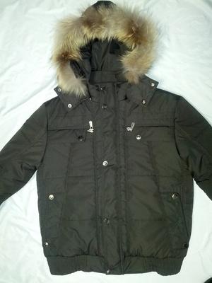 5313/М Куртка мужская утепленная PATRON черный. Склад в КРАСНОЯРСКЕ