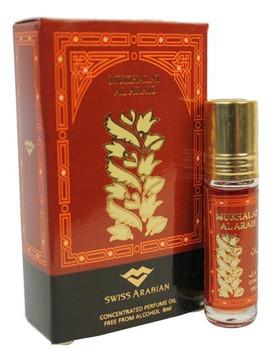 SWISS ARABIAN BAKHOOR AL ARAIS lady 6ml oil