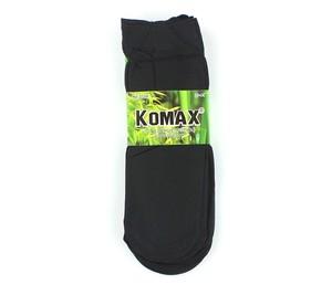 Женские капроновые носки Komax 215H чёрные