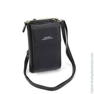 Женская сумка-кошелек 55286 Блек