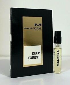 Mancera Deep Forest unisex vial  2ml edp