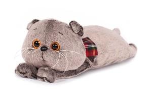 Кот Басик подушка 40 см, мягкая игрушка Budi Basa Коллекция Choco  Milk