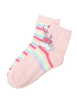 Носки трикотажные для девочек, 2 пары в комплекте*