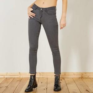 Облегающие джинсы Eco-conception - темно-серый